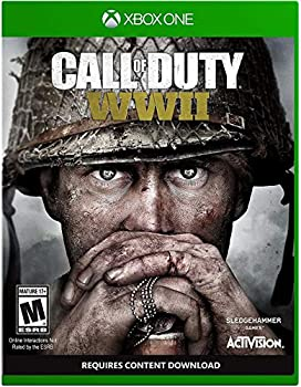 Call of Duty  WWII - Xbox One Standard Edition