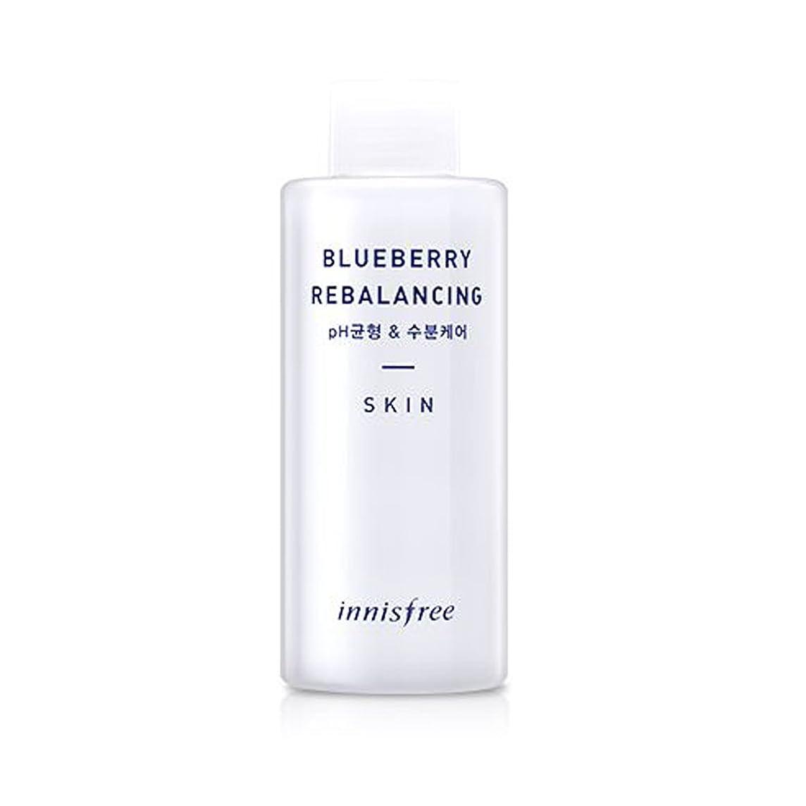 癒す頭痛生命体[イニスプリー]Innisfree ブルーベリーリバランシングスキン(150ml)  Innisfree Blueberry Rebalancing Skin (150ml) [海外直送品]