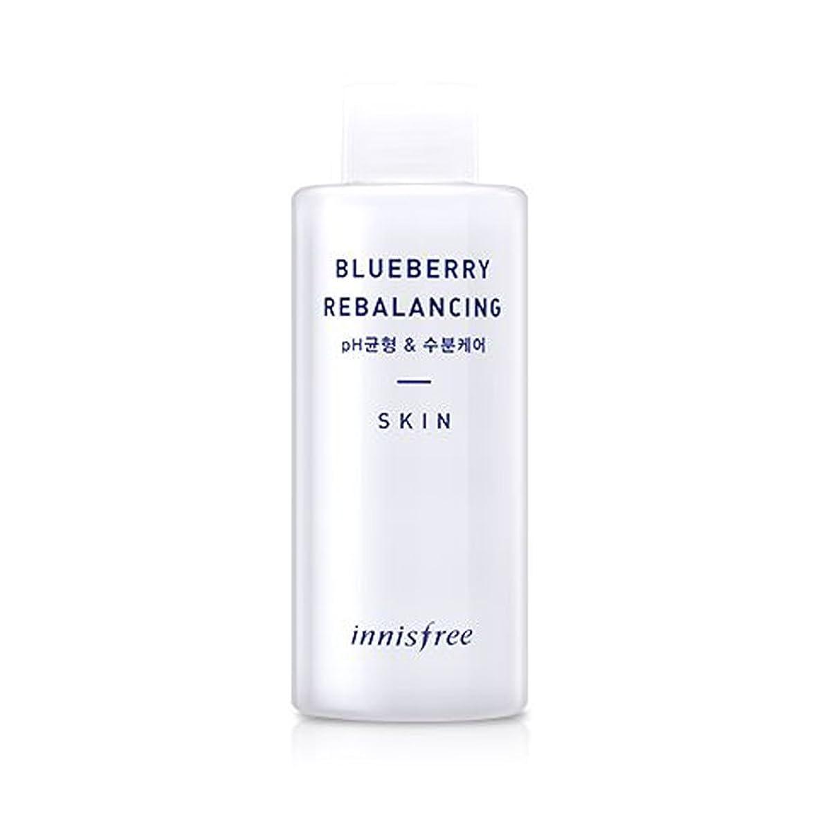 伝染性の明るい離れた[イニスプリー]Innisfree ブルーベリーリバランシングスキン(150ml)  Innisfree Blueberry Rebalancing Skin (150ml) [海外直送品]