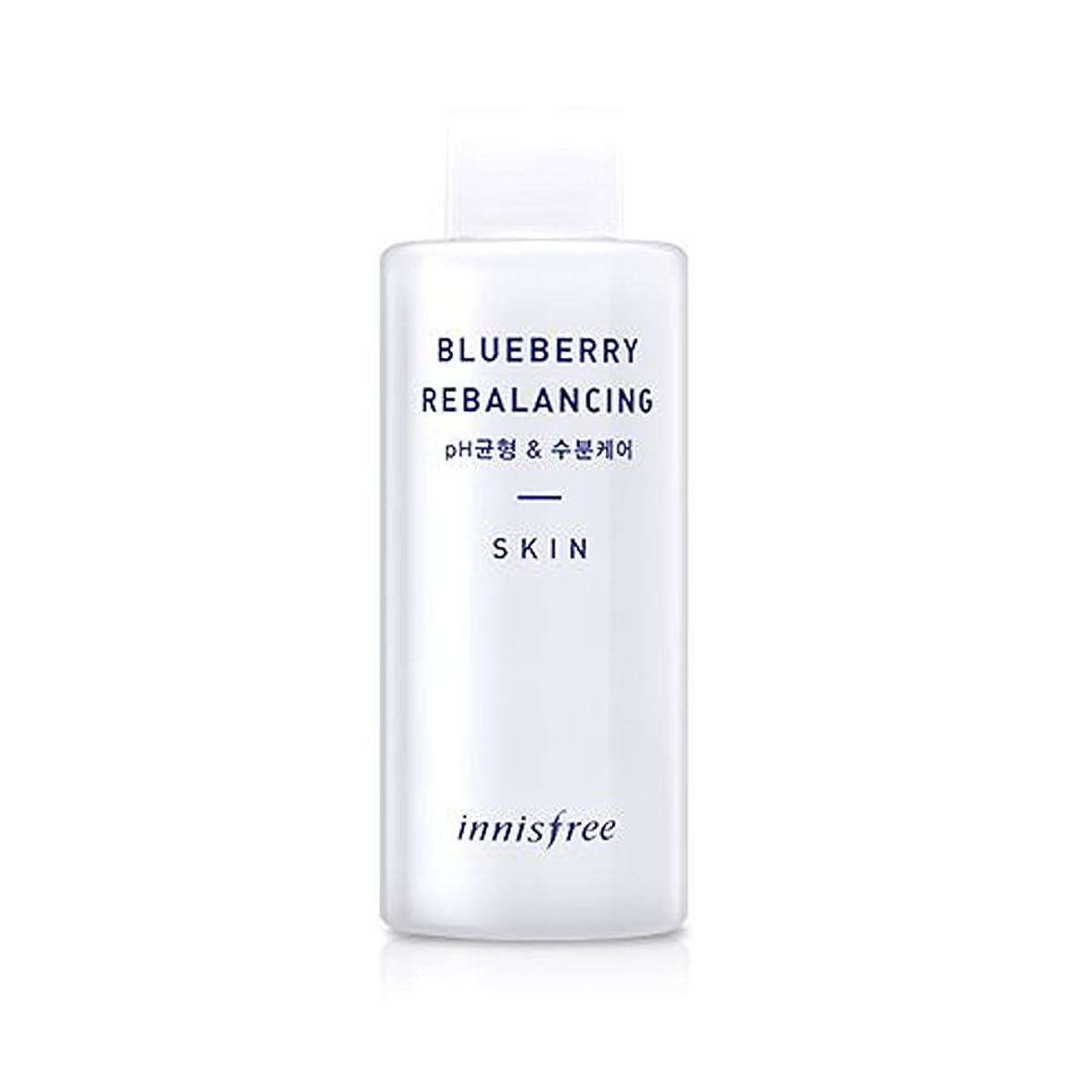 子供っぽい研究化合物[イニスプリー]Innisfree ブルーベリーリバランシングスキン(150ml)  Innisfree Blueberry Rebalancing Skin (150ml) [海外直送品]