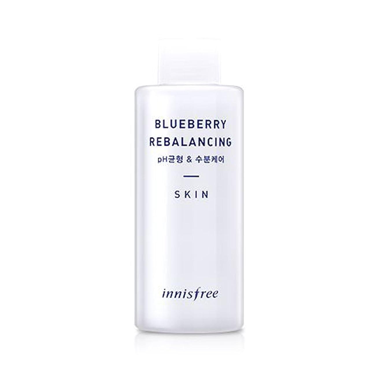 義務づける隠すカウボーイ[イニスプリー]Innisfree ブルーベリーリバランシングスキン(150ml)  Innisfree Blueberry Rebalancing Skin (150ml) [海外直送品]