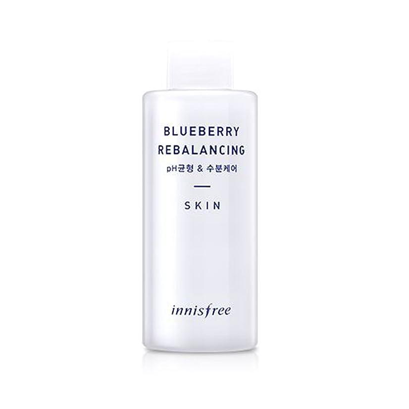 野なクレデンシャルメイン[イニスプリー]Innisfree ブルーベリーリバランシングスキン(150ml)  Innisfree Blueberry Rebalancing Skin (150ml) [海外直送品]