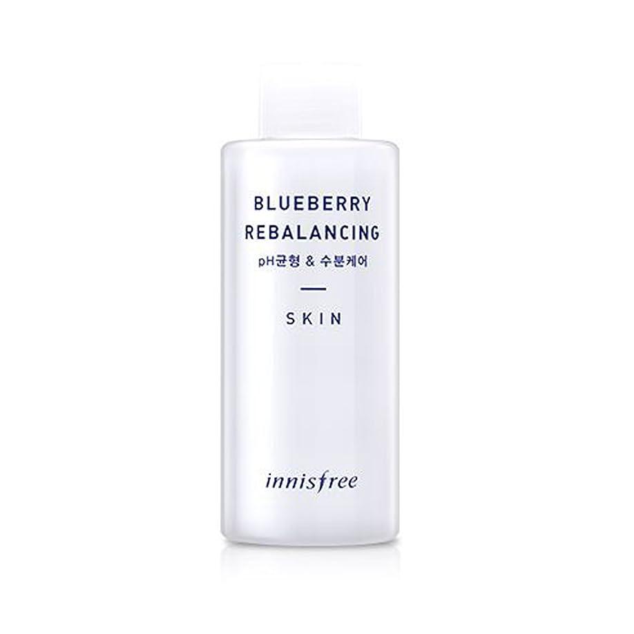 ジェスチャーチーター最後に[イニスプリー]Innisfree ブルーベリーリバランシングスキン(150ml)  Innisfree Blueberry Rebalancing Skin (150ml) [海外直送品]
