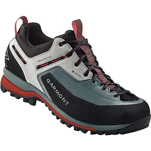 GARMONT Dragontail Tech GTX Schuhe Herren grau/schwarz Schuhgröße UK 10,5   EU 45 2021