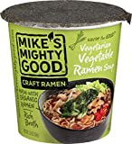 Mike's Mighty Good Ramen Soup, Vegetable, 1.9 Oz...