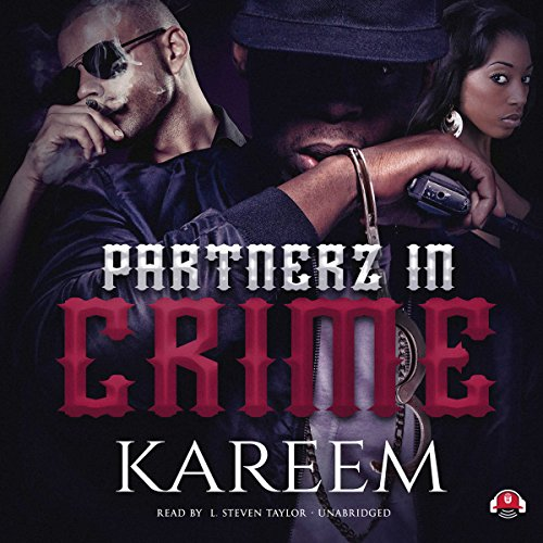 Partnerz in Crime audiobook cover art