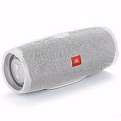 L'enceinte Charge 4 JBL offre le son puissant de qualité JBL, avec de fortes basses, dans un haut-parleur portable que vous pouvez emmener partout avec vous Ne soyez jamais à court de batterie et profitez de 20 heures de musique; Cette enceinte est d...