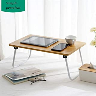 Padaleks Laptop Desk for Bed Adjustable Computer Tray Foldable Bed Desk for Eating and Laptop and Writing in Sofa and Couc...