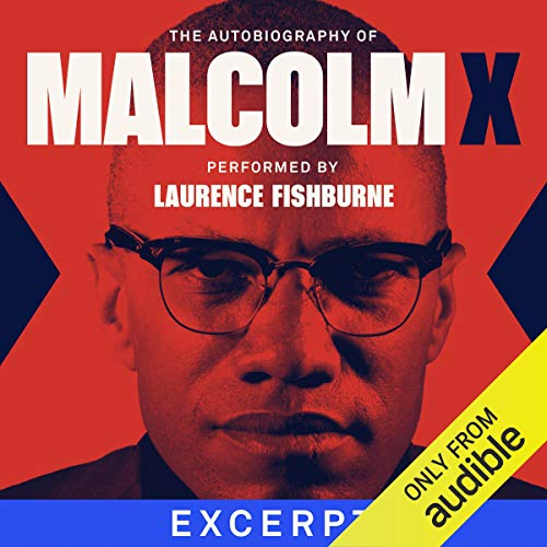 The Autobiography of Malcolm X cover art