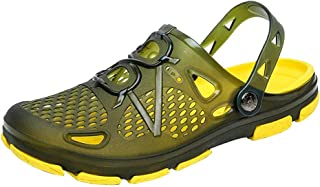 Men's clogs sandals slippers beach shoes