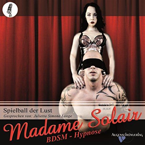 Spielball der Lust audiobook cover art