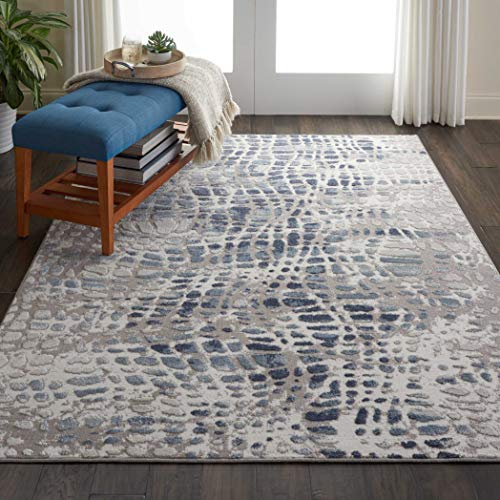 Eine Marke von Amazon - Movian Veleka - Rechteckiger Teppich, 221x160cm (L x B), Geometrisches Muster