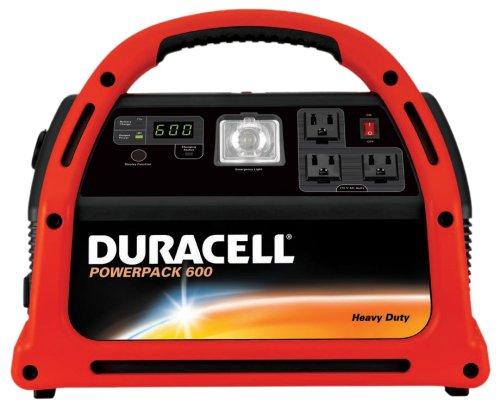 Duracell Powerpack 600 - Cargador (26,4 kg, 0-40 °C, 0-30 °C, Negro, 49,8 x 21 x 28,6 mm): Amazon.es: Electrónica
