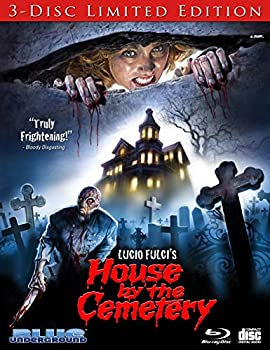 The House By The Cemetery  3-Disc Limited Edition  [Blu-ray]