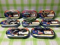 UCC 上島珈琲 宇宙戦艦ヤマト UCCコラボ TVシリーズ35周年記念 メカニックコレクション 全8種 セット 絶版 コレクション