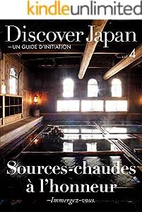 仏語版 Discover Japan 4巻 表紙画像