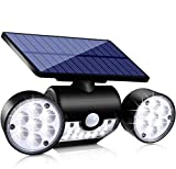 Ollivage Solar Lights Outdoor, Motion Sensor...