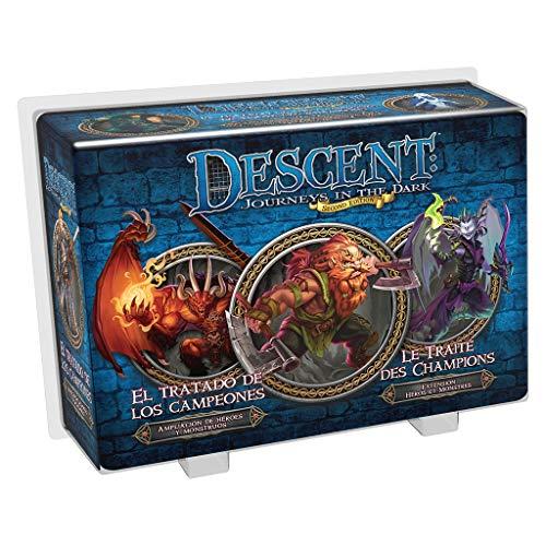 Edge Entertainment - El tratado de los campeones, Descent: Viaje a las tinieblas (EDGDJ32) , color/modelo surtido