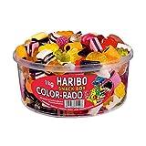 HARIBO Bte 1 Kg bonbons gélifiés aux fruits COLOR-RADO