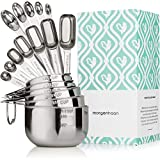 Morgenhaan Lifetime Measuring Set with Forever Handles, 18-piece