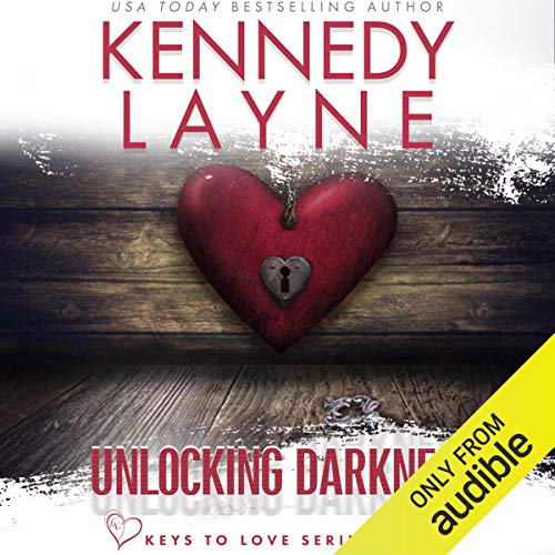 Unlocking Darkness audiobook cover art