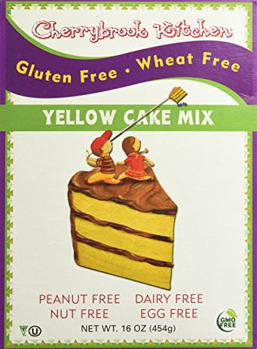 Cherrybrook Kitchen Gluten Free Yellow Cake Mix, 16 oz