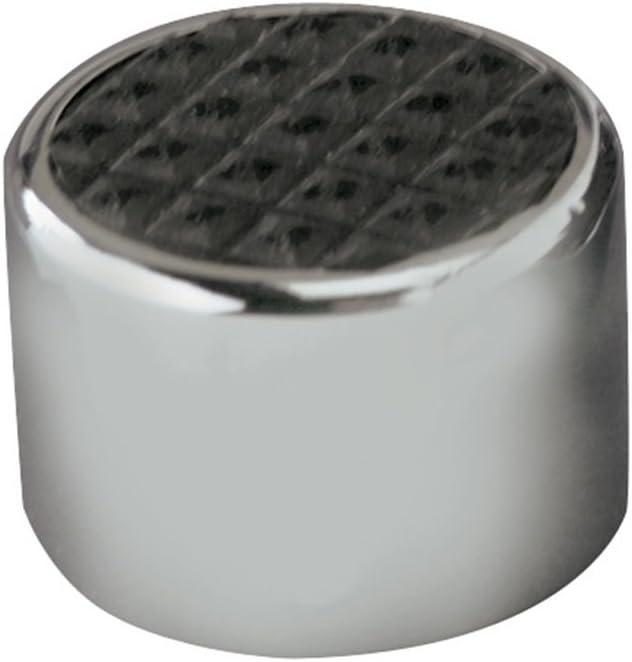 Lokar SPO-6072 1 year warranty Chromed Steel Dimmer Cover Round Ranking TOP4