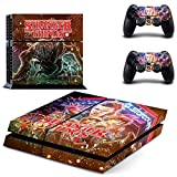Lost Boy PS4 Console and DualShock 4 Controller Skin Set by Callula & Partner - PlayStation 4 Vinyl