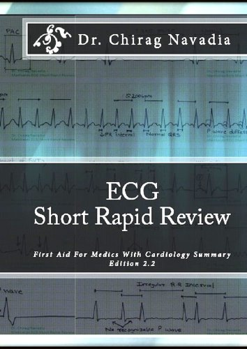 ECG Short Rapid Review (Flashcards type) With Cardiology Quick Summary 2013