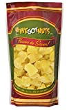 We Got Nuts Dried Pineapple Chunks | Freshly Packed Pineapple In A Perfectly Sealed Bag | Healthy...