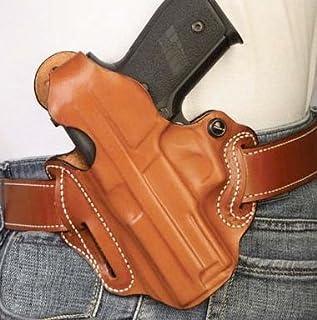Desantis Scabbard Holster For Glock 19/23 Left Hand Black