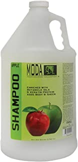 Moda 1 Gallon Shampoo (Apple)