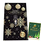 Baileys 24 Days of Christmas Advent Calendar 2021 - Christmas Gift, Countdown to Christmas, Flavour Liqueur Gift