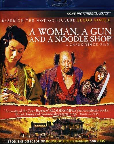 Woman A Gun & A Noodle Shop [Edizione: Stati Uniti] [Reino Unido] [Blu-ray]