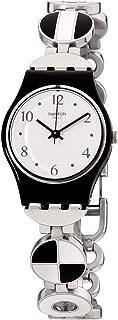 Swatch Originals Quartz Movement White Dial Ladies Watch LB185G