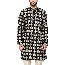 Indus Route by Pantaloons Mens Cotton Kurta
