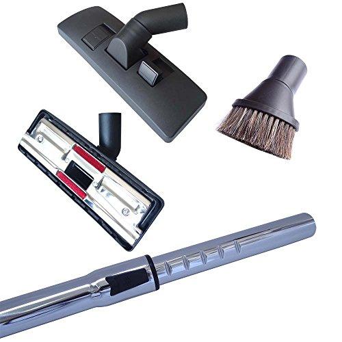 Per aspirapolvere 35 mm, duro d'acero boccalini & ventosa pennello con 20 sacchetti per aspirapolvere per Miele Artico HS 05