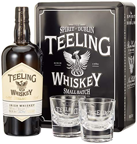 Teeling Whiskey Teeling Small Batch Rum Cask Finish Irish Whisky (1 x 0.7 l)
