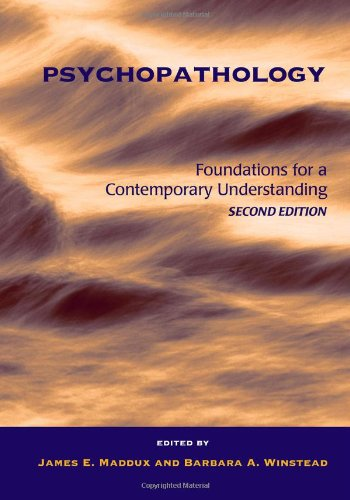 Psychopathology: Foundations for a Contemporary...