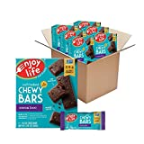 Contains (6) boxes with 5 (1.15 oz) Enjoy Life Cocoa Loco Soft Baked Chewy Bars (30 bars total) Nut-free snack bars made with decadent chocolate and ancient grains in a specially developed blend of gluten-free flours for soft, chewy granola bars Alle...