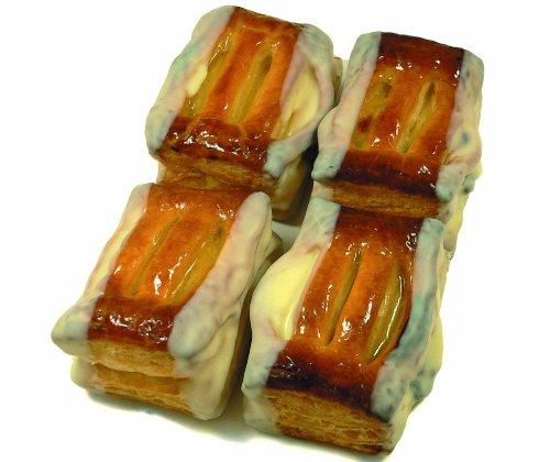 冷凍パイ生地 一口クリームチーズとブルーベリーのパイ(10ヶ)