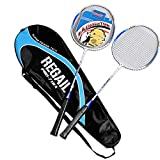Gaoyanhang Badmintonschläger Familie Aluminiumlegierung Zwei Ton-Beat-Metallfarben-Ausbildung...