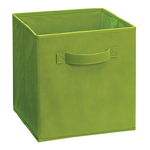 ClosetMaid 51532 Cubeicals Fabric Drawer, Spring Green