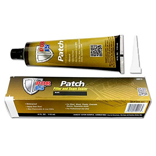 POR-15 49013 Black POR Patch - 4 oz.