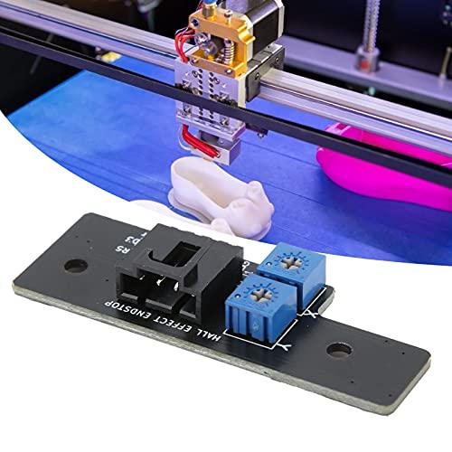 Tablero de interruptor de límite, para Voron V2.4 X/Y Ejes Efecto Hall Fin de carrera DIY Accesorios de impresora 3D