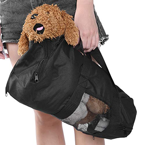 Tenpac Katzen-Rückhaltetasche, Oxford-Stoff-Katzentasche, Nagelschneiden für die Zahnreinigung Baden Autoreisen