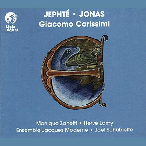 Ensemble Jacques Moderne & Joël Suhubiette