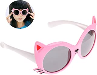 Bettal Kids Cat Design UV Protection Sunglasses for Child...