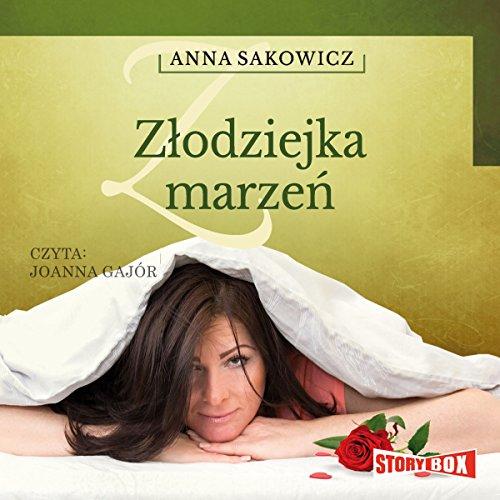 Zlodziejka marzen cover art