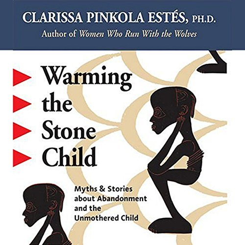 Warming the Stone Child audiobook cover art